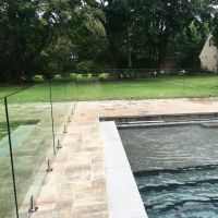 Best Price Swiming Pool Glass Fence tempered glass 10mm 12mm price