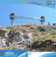 High Security SGP laminated glass bridge