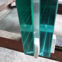 Hot Sale Heat Soaked 19mm Clear Tempered Safety Glass with AS/NZS Certificate
