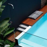 house pool fence,laminated Tempered Glass Fencing Designs Swimming Pool Safety Fence