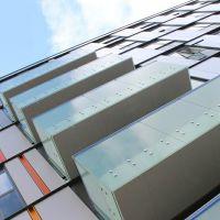 glass balustrade PVB laminated glass 10mm price