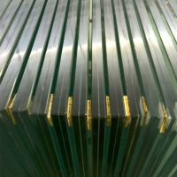 building laminated glass 10mm price in China
