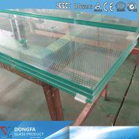3x12mm Sentryglas laminated glass stair tread