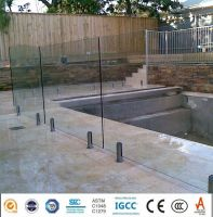 12mm toughened glass swimming pool price