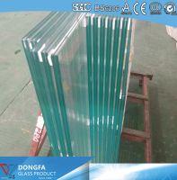25.52mm Ultra Clear VSG glass balustrade