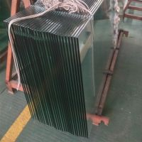 10mm 12mm 15mm tempered shop front glass price