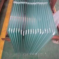 10mm 12mm Frosted Glass Ceramic Frit Acid Etched Effect Glass Price