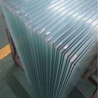 10.38mm Translucent White PVB film Laminated Glass for Terrace Railing