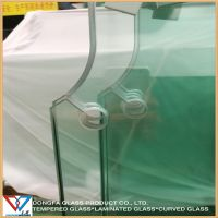 15MM Low Iron tempered glass with CE, ANSI, AS 2208