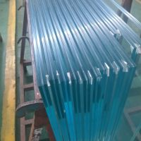 Ultra Clear Glass 21.52 Thick Low Iron Safety Tempered Laminated Glass