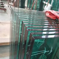 88.2 VSG laminated balustrade glass with AS2208, ANSI Z97