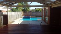 high quality 10mm 12mm clear toughened glass swimming pool fence price