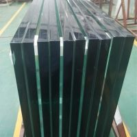 40mm Thick Laminated Safety Tempered Glass Dance Floor Price m2