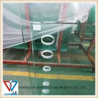 commercial mass supply high quality toughened glass 12mm 15mm price