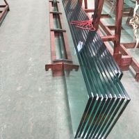 Oversize toughened building glass 10mm 12mm 15mm 19mm glass price