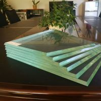 Clear and Ultra Clear SGP Interlayer Safety Toughened Laminated Glass Supplier For Large facade Commercial Building