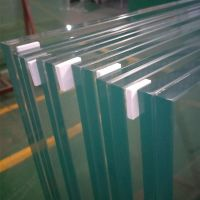 15mm 19mm 22mm 25mm Thick Tempered Toughened safety glass with heat-soaked treatment