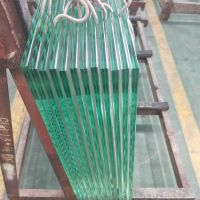 xyg laminated safety glass for stainless steel shoe glass balustrade