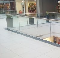 21.52mm High safety low iron SGP laminated glass panels price for stainless steel shoe glass balustrade