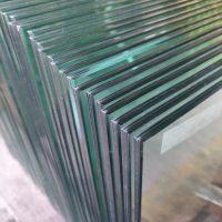 13.52mm Frameless Tempered Laminated Sliding Glass Doors