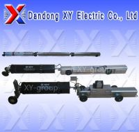 NDT X-ray Pipeline Crawler