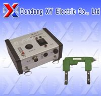 Low Frequency Magnetic Particle Flaw Detector