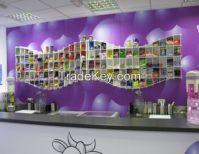 Acrylic Wall Cabinet