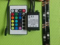 """TV-Relax""USB port LED RGB strips with TUV certified EMC, ROHS certs"