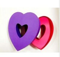 HOT Sale Cavity Heart-shape Packaging For Chocolate