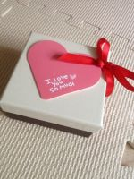 New Design Macarons Packing Box With Note Book Writing For Lover