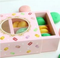 Innovative Annular Packaging Box For Macarons