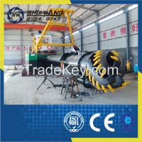 Chinese SHUIWANG cutter suction dredger