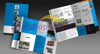 OEM catalogue printing service with high quality & competitive price