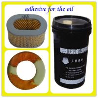 heat curing adhesive for filter the factory to produce it