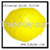 Chromium Oxide Yellow