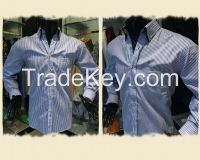 Producing 100% cotton premium quality men's shirt for your brand