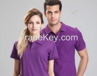 Spandex cotton lycra Polo shirt