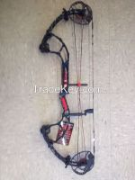 hunting compound bow DNS SP