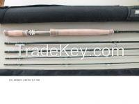 Brand fly fishing rod