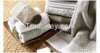 100% cotton Jacquard/dobby towel
