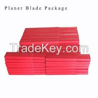 FeiMat Tungsten carbide steel Planer knife for wood