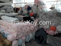 uncut(roll) cotton wiping rags new material