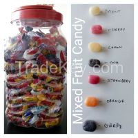 Mixed Fruit Candy or Milk Candy