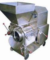 The fish meat separator