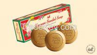 Mysore Sandal Soap (TRIO)