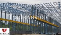 steel structure warehouse/workshop