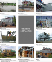 Chinese Cheap Light Steel