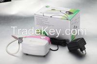 portable finger nails decorating air compressor kit