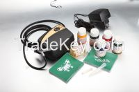 portable tattoo air compressor kit
