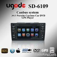 Porshe Cayenne Car DVD GPS Player